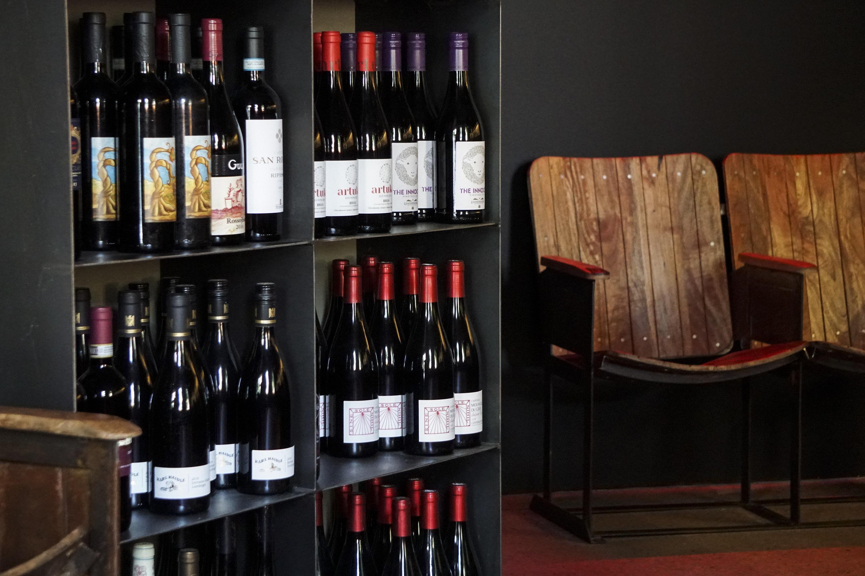 Cuvée 2.0 – Raum für Wein