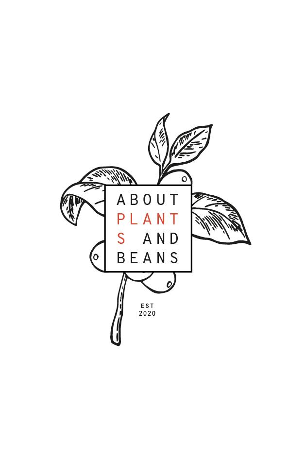about plants & beans