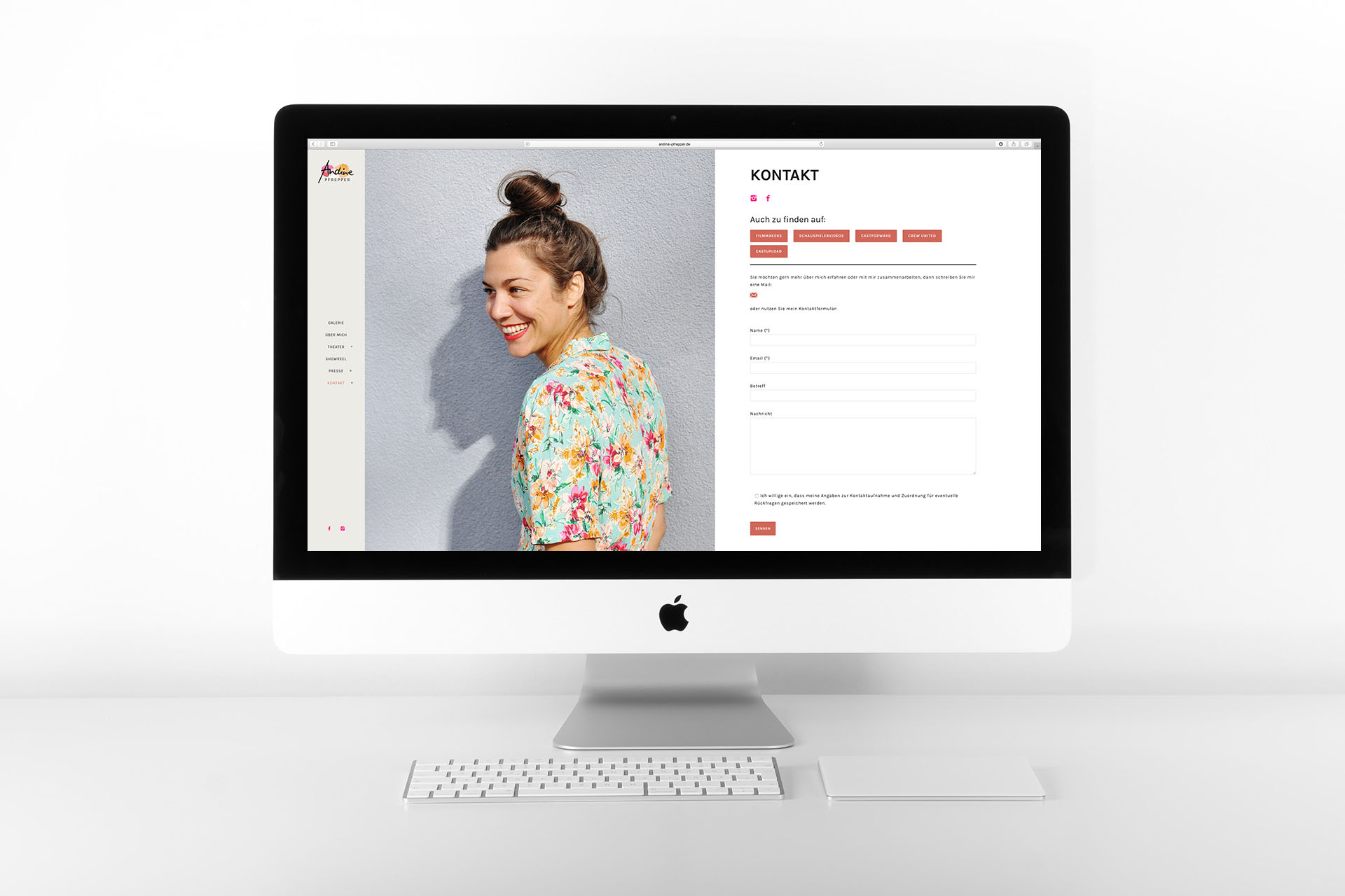 Andine Pfrepper Website – Kontakt2